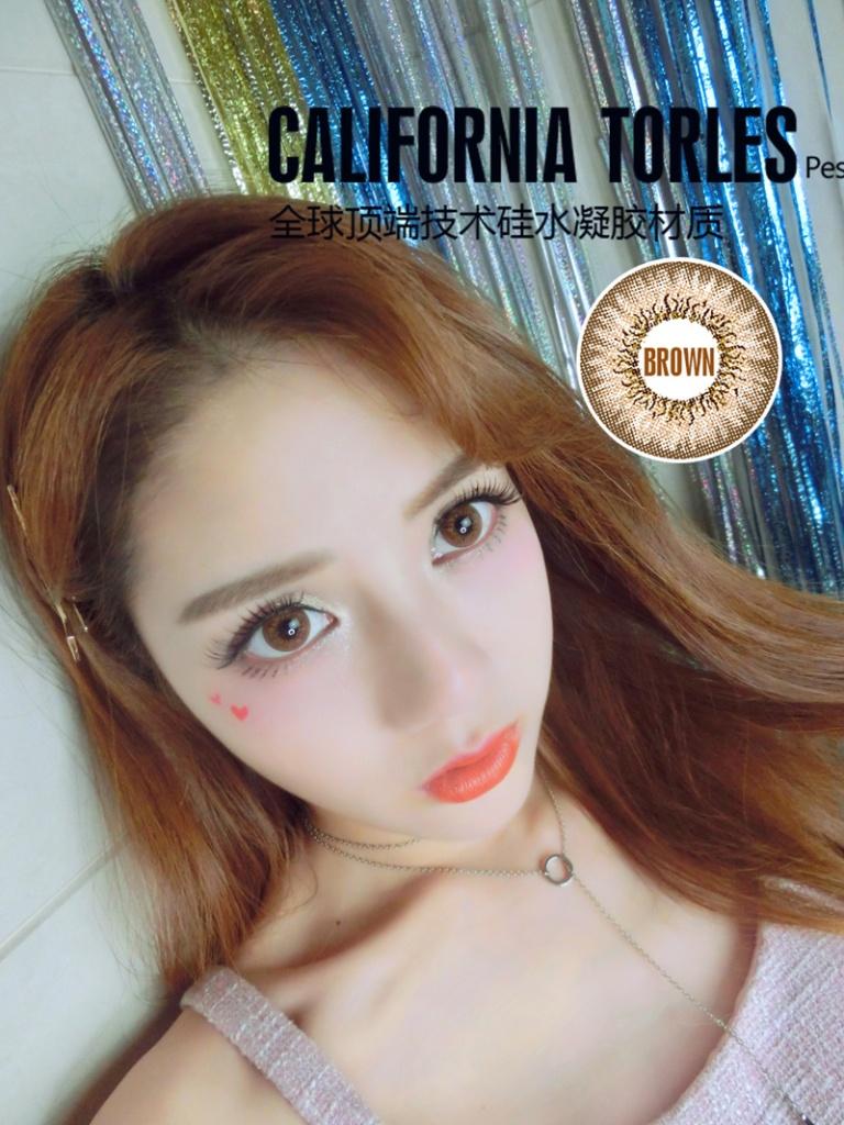 california brown