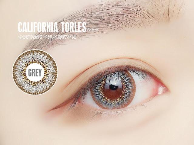 california grey