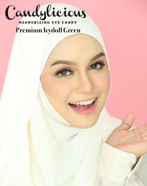 Icydoll Green2