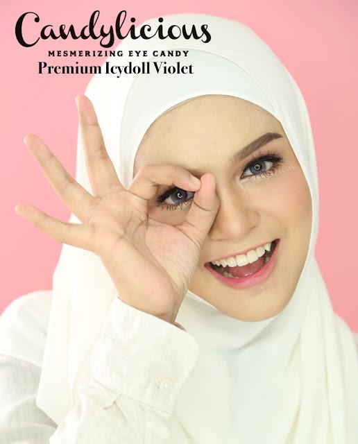 Icydoll Violet2